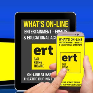 WHAT'S ON-LINE AT ERT?
