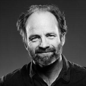 Adrian Rawlins talks Spoonface Steinberg