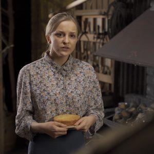 Evie Guttridge on becoming 'Spoonface Steinberg'