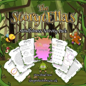 StorytEllas mindfulness activity pack for children